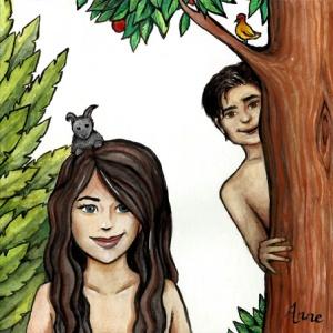 Adam en Eva 7