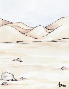 H1 ill. woestijn